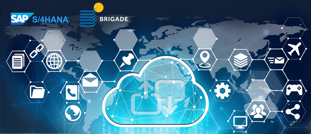 Crimson Cloud implements Industry's first S4/HANA on cloud for the Brigade group